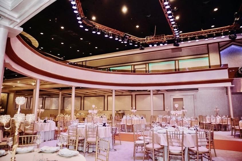 Банкетный зал на 700 персон в ЦАО, м. Белорусская от 4500 руб. на человека