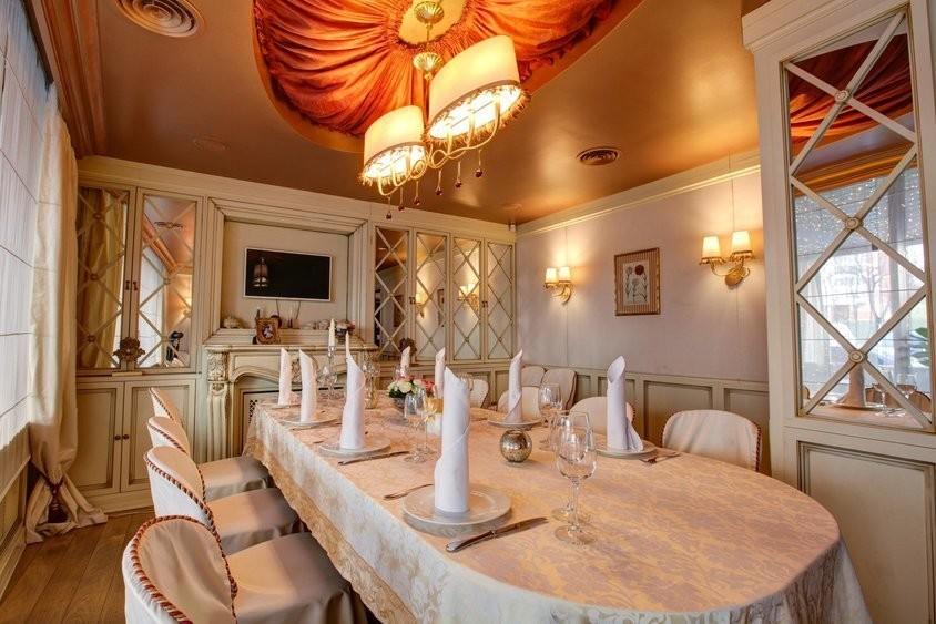 Ресторан, Банкетный зал на 12 персон в ЮЗАО, м. Новые Черемушки от 3000 руб. на человека