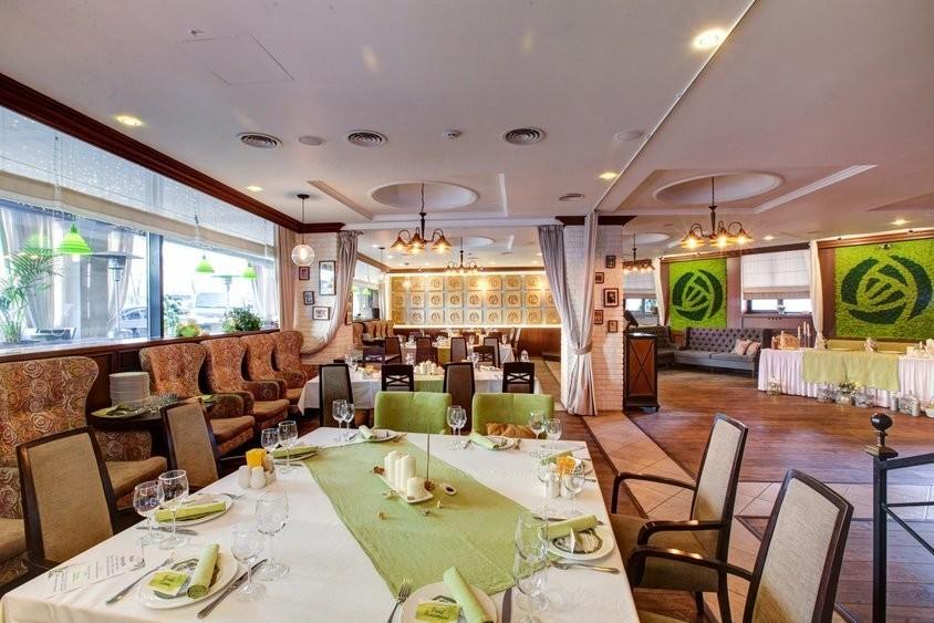Ресторан, Банкетный зал на 60 персон в ЮЗАО, м. Новые Черемушки от 2500 руб. на человека
