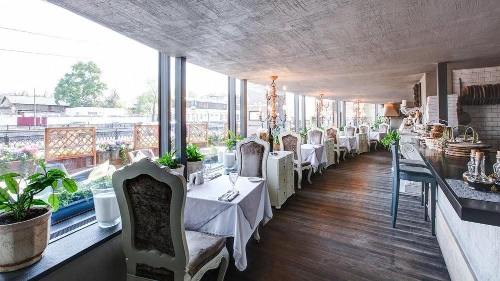 Ресторан на 40 персон в ЦАО, м. Новокузнецкая, м. Третьяковская, м. Павелецкая от 2500 руб. на человека