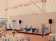 Банкетный зал, При гостинице, За городом, Шатер на 120 персон в САО,  от 4500 руб. на человека