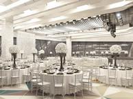 Банкетный зал на 400 персон в ЮЗАО, м. Мичуринский проспект от 10000 руб. на человека