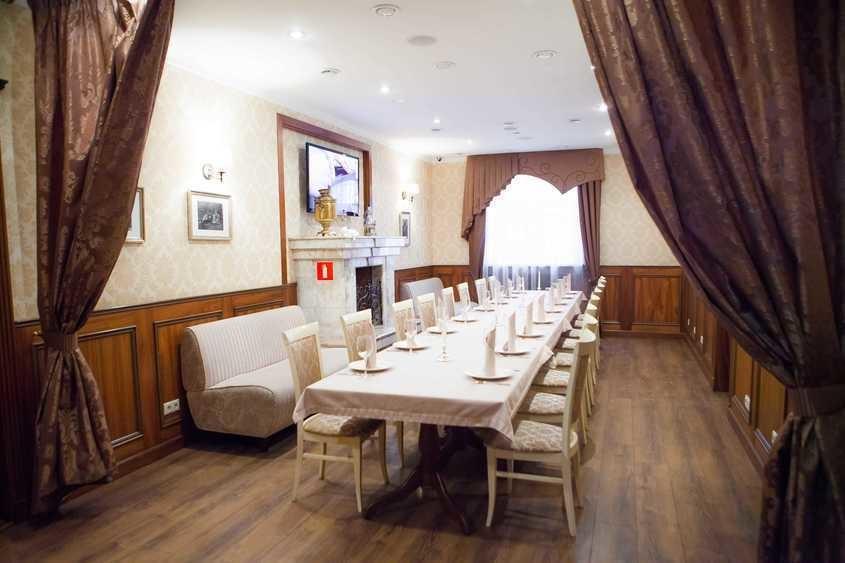 Ресторан на 25 персон в ЮЗАО, ЮАО, м. Каховская, м. Севастопольская, м. Варшавская от 3000 руб. на человека