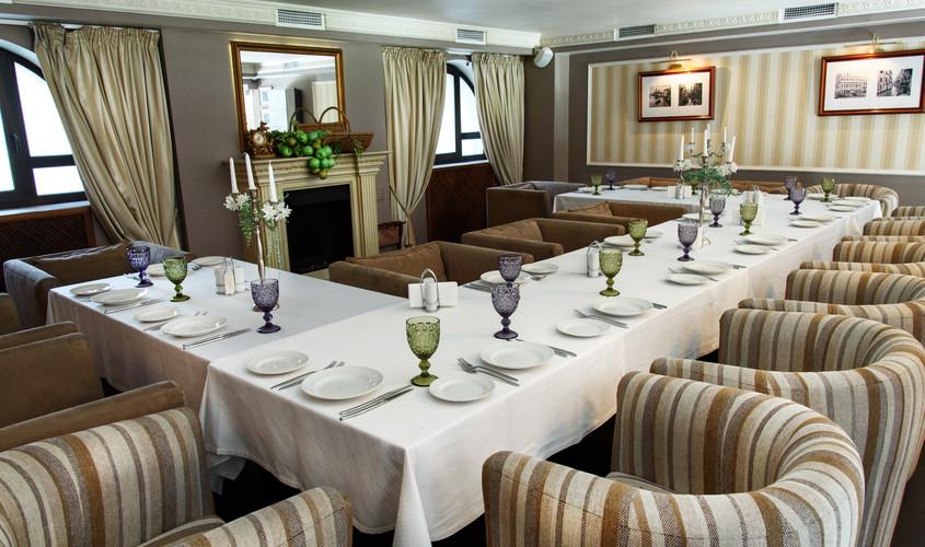 Ресторан, Кафе на 40 персон в ЦАО, м. Краснопресненская от 2500 руб. на человека