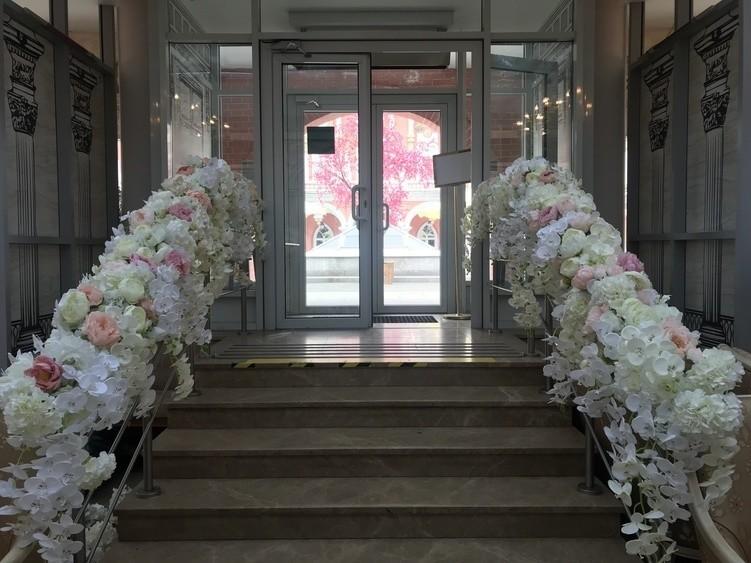 Банкетный зал, При гостинице на 120 персон в САО, м. Динамо от 4500 руб. на человека