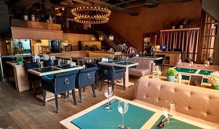Ресторан на 120 персон в ЮАО, м. Автозаводская от 1500 руб. на человека