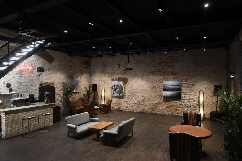 Банкетный зал на 60 персон в ЗАО, м. Киевская, м. Выставочная от 5000 руб. на человека