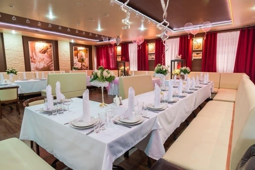 Ресторан, Банкетный зал на 60 персон в ЗАО, м. Молодежная, м. Кунцевская от 1500 руб. на человека