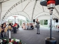 Банкетный зал, За городом, Шатер на 100 персон в ЮВАО,  от 3000 руб. на человека