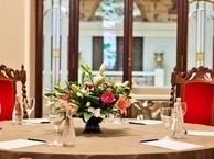 Ресторан, Банкетный зал, При гостинице на 14 персон в ЦАО, м. Театральная, м. Пл. Революции, м. Охотный ряд от 6000 руб. на человека