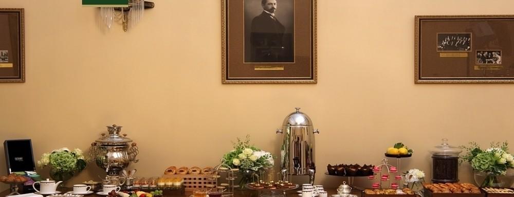 Ресторан, Банкетный зал, При гостинице на 16 персон в ЦАО, м. Театральная, м. Пл. Революции, м. Охотный ряд от 6000 руб. на человека