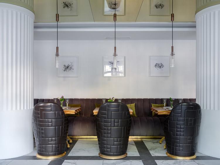 Ресторан на 60 персон в ЦАО, м. Добрынинская, м. Третьяковская, м. Новокузнецкая от 4100 руб. на человека