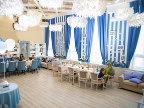 Ресторан на 80 персон в ЦАО, м. Бауманская