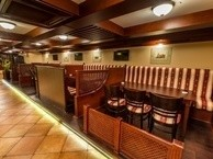 Ресторан, Банкетный зал на 40 персон в ЮЗАО, м. Беляево, м. Калужская, м. Коньково, м. Каховская, м. Севастопольская от 2500 руб. на человека