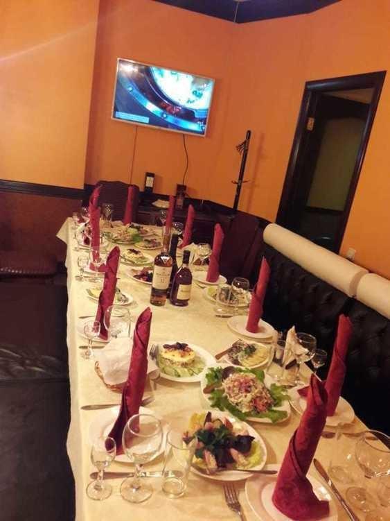 Ресторан, Банкетный зал на 8 персон в ЦАО, СВАО, САО, м. Савеловская от 1000 руб. на человека