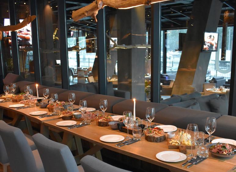 Ресторан, При гостинице на 100 персон в ЮАО, ЮВАО, м. Домодедовская от 3000 руб. на человека