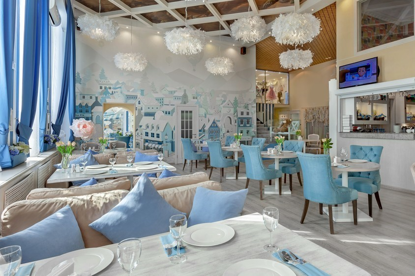 Ресторан, Банкетный зал, Кафе на 80 персон в ЦАО, м. Бауманская от 2500 руб. на человека