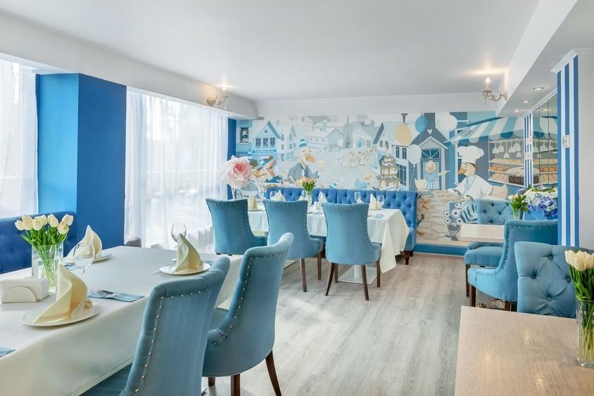 Ресторан, Банкетный зал, Кафе на 30 персон в ЦАО, м. Бауманская от 1500 руб. на человека