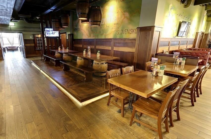 Ресторан на 160 персон в ЮАО, м. Автозаводская от 3000 руб. на человека