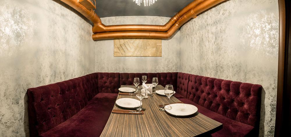 Ресторан на 6 персон в ЦАО, м. Маяковская от 2500 руб. на человека