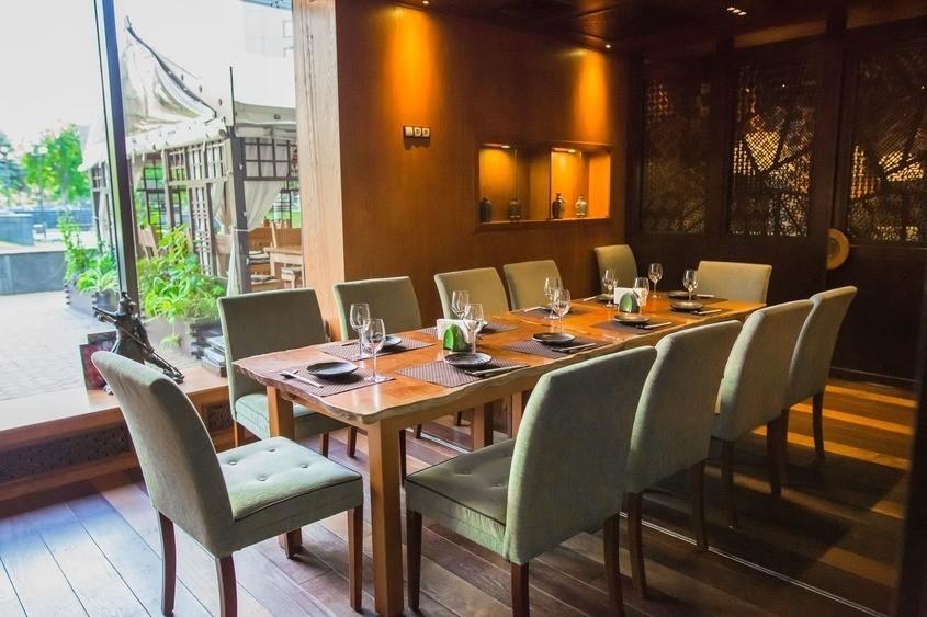 Ресторан, Кафе, Загородный клуб на 30 персон в ЦАО, м. Улица 1905 года, м. Выставочная от 2500 руб. на человека