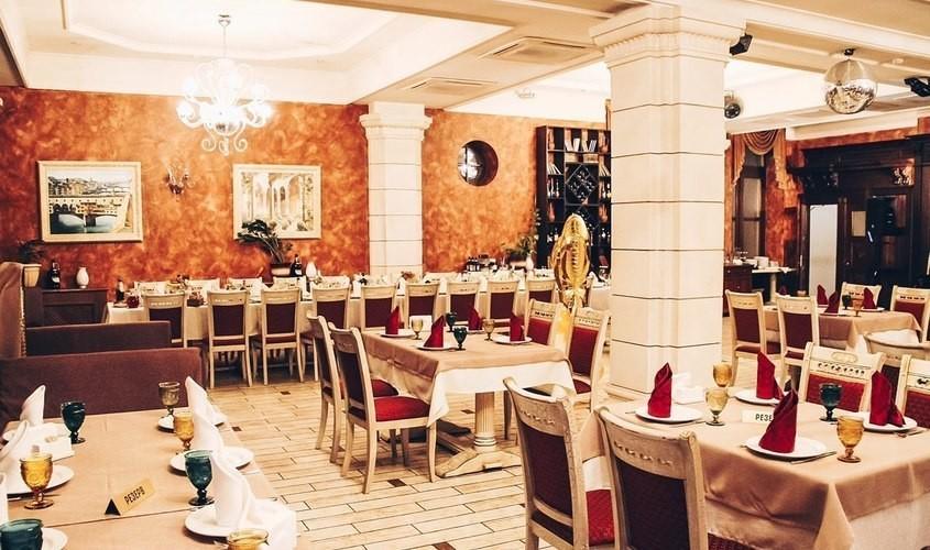 Ресторан 1-й этаж