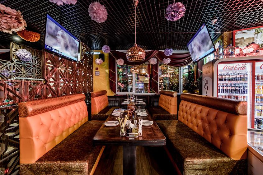 Ресторан на 70 персон в ЮВАО, м. Алма-Атинская, м. Зябликово, м. Красногвардейская от 2000 руб. на человека