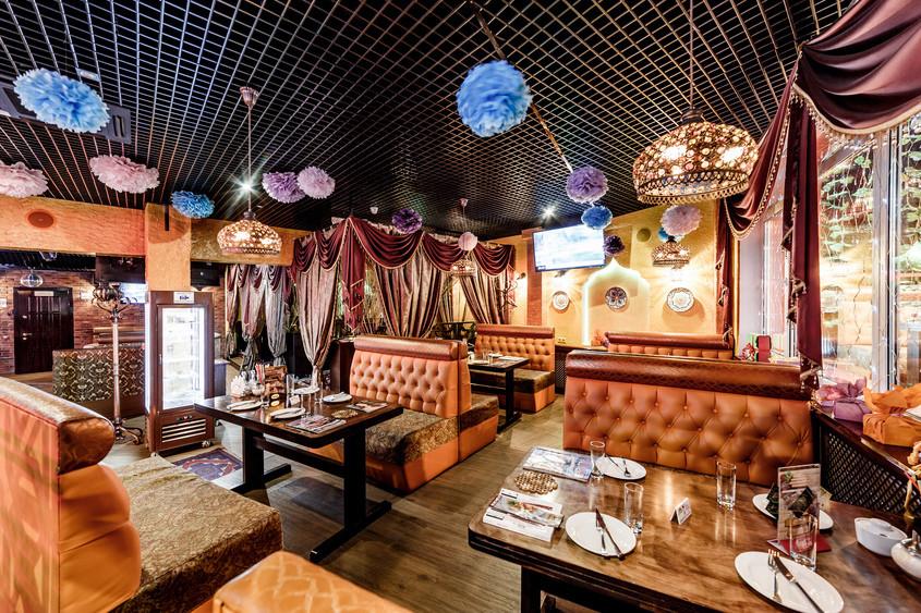 Ресторан на 70 персон в ЮВАО, м. Алма-Атинская, м. Красногвардейская, м. Зябликово от 2000 руб. на человека