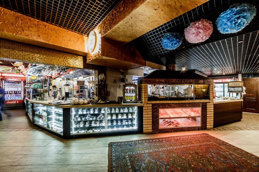 Ресторан на 100 персон в ЮВАО, м. Алма-Атинская, м. Зябликово, м. Красногвардейская от 2000 руб. на человека
