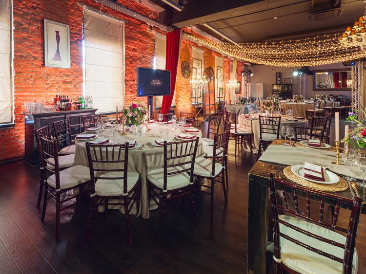 Ресторан, Банкетный зал на 180 персон в ЦАО, м. Полянка, м. Кропоткинская, м. Третьяковская, м. Боровицкая от 3500 руб. на человека
