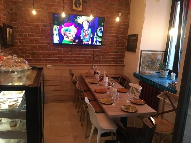 Ресторан на 30 персон в ЦАО, м. Чистые пруды от 3000 руб. на человека