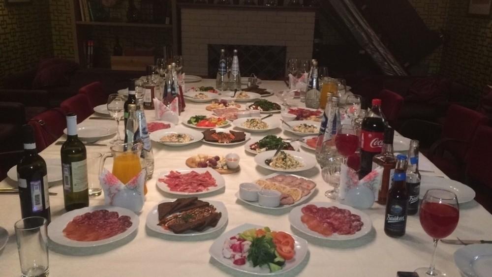 Ресторан, Банкетный зал на 50 персон в ЦАО, м. Маяковская от 2000 руб. на человека