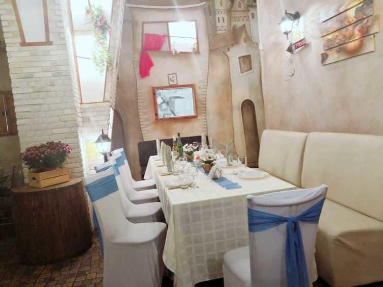 Ресторан на 30 персон в ВАО, м. Первомайская от 1500 руб. на человека