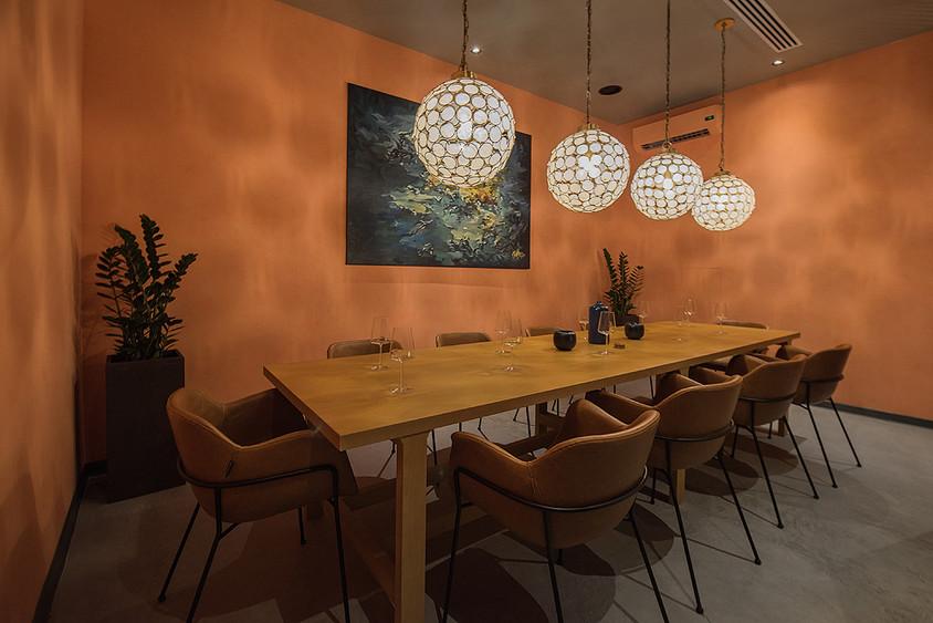 Ресторан на 30 персон в ЦАО, м. Парк культуры от 3500 руб. на человека