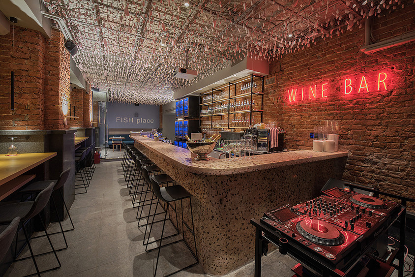 Ресторан, Банкетный зал на 180 персон в ЦАО, м. Парк культуры от 3500 руб. на человека