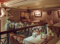 Ресторан на 50 персон в ЦАО, м. Смоленская от 1500 руб. на человека
