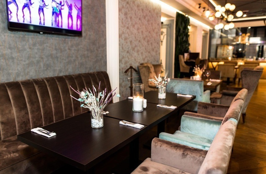Ресторан на 60 персон в ЦАО, ЮАО, м. Цветной бульвар, м. Трубная от 4500 руб. на человека