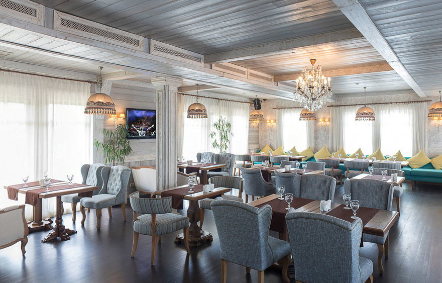 Ресторан, Банкетный зал, Кафе на 60 персон в ЮВАО, м. Печатники от 3500 руб. на человека