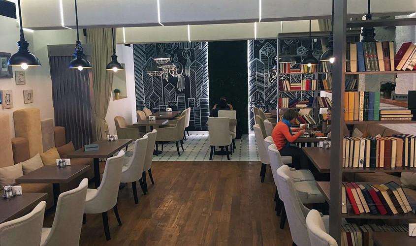 Кафе на 50 персон в ЮЗАО, м. Профсоюзная, м. Академическая от 1800 руб. на человека