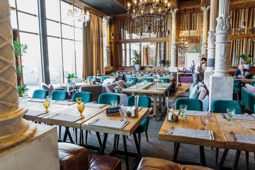 Ресторан на 80 персон в САО, м. Динамо, м. Полежаевская от 3500 руб. на человека