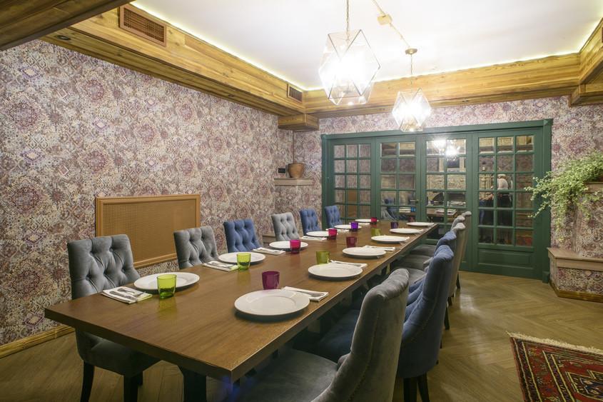 Ресторан на 170 персон в СВАО, м. Бабушкинская от 2000 руб. на человека