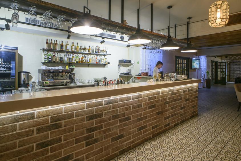 Ресторан, Банкетный зал на 12 персон в ЦАО, м. Павелецкая, м. Серпуховская от 1500 руб. на человека
