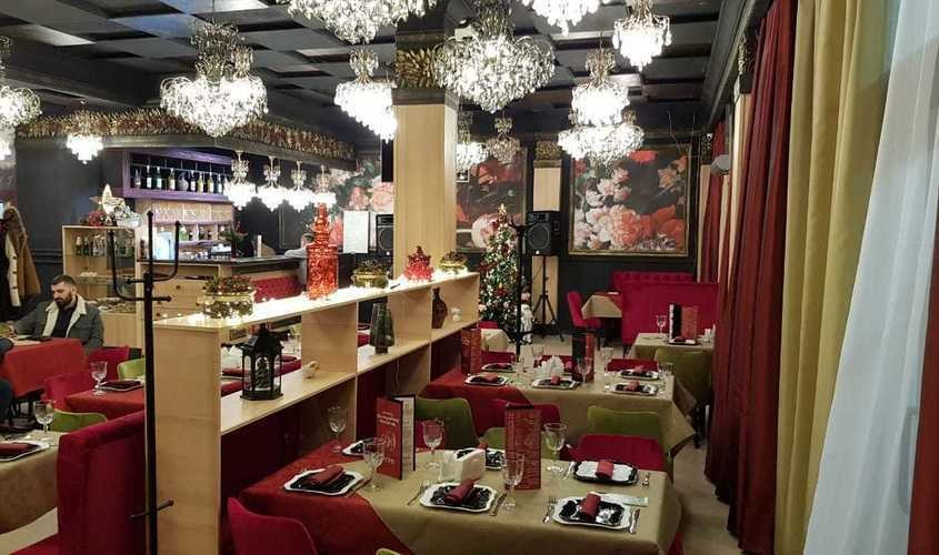 Ресторан на 40 персон в СЗАО,  от 1500 руб. на человека