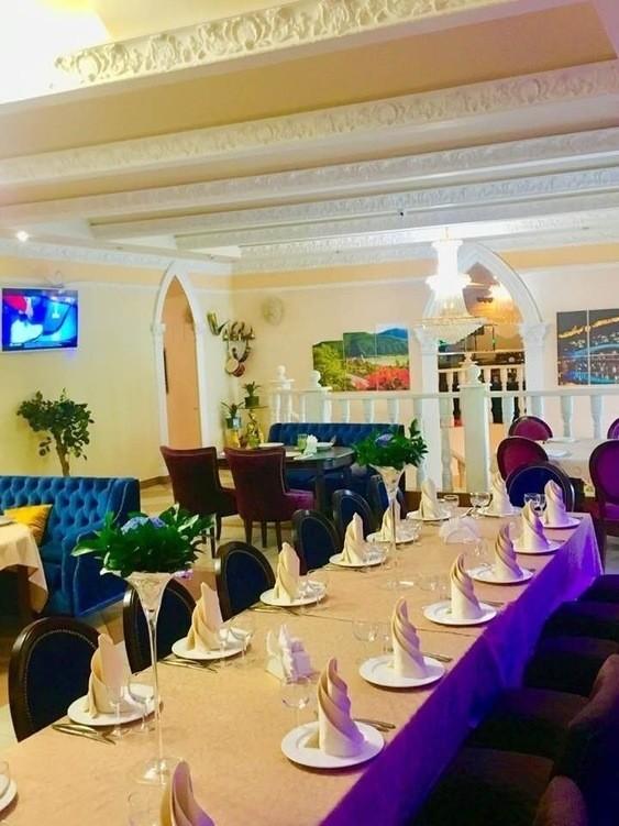 Ресторан, Банкетный зал на 120 персон в ЮАО, м. Каширская от 2000 руб. на человека