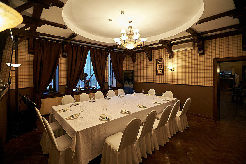 Ресторан на 20 персон в СВАО,  от 2500 руб. на человека