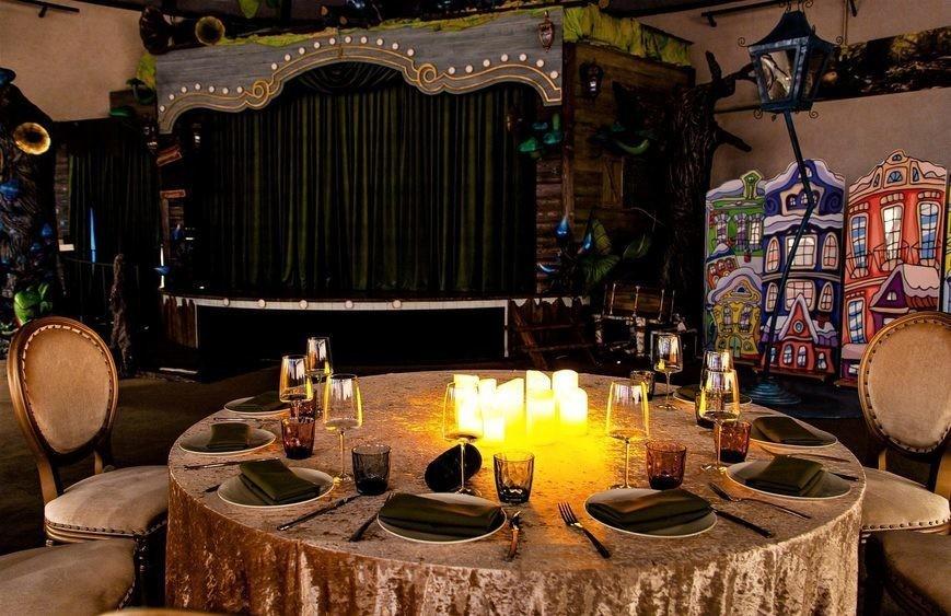 Ресторан, Банкетный зал на 100 персон в ЦАО, м. Новослободская от 4000 руб. на человека