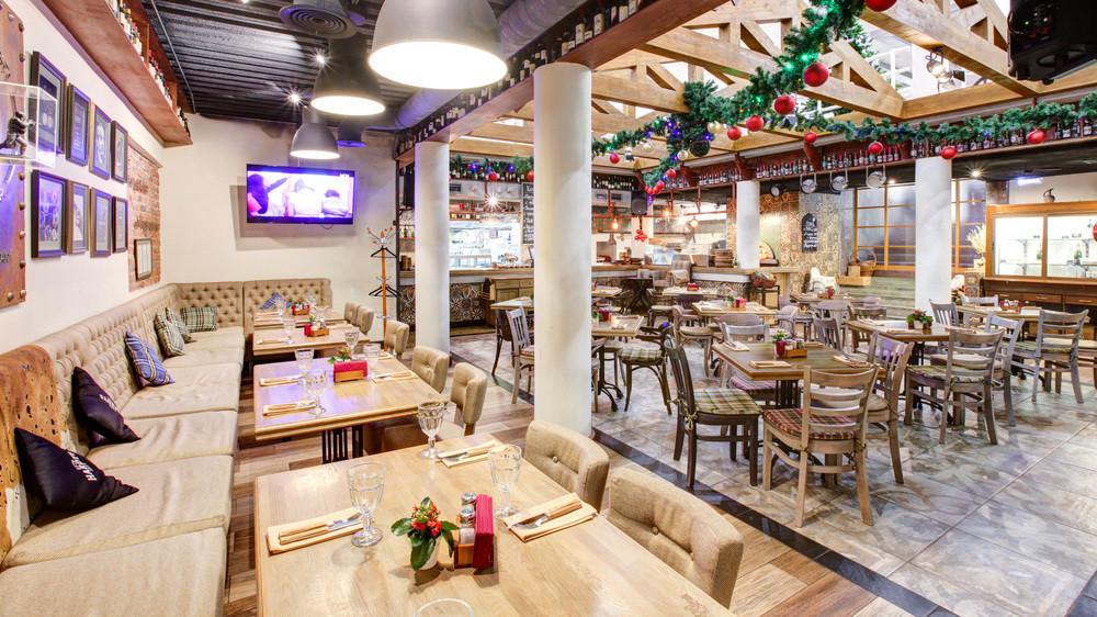Ресторан, Банкетный зал на 100 персон в ЦАО, м. Чистые пруды, м. Тургеневская, м. Сретенский бульвар от 2500 руб. на человека