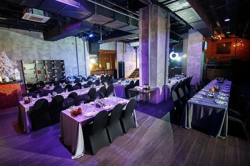 Ресторан, Банкетный зал на 200 персон в САО, м. Савеловская, м. Белорусская от 3500 руб. на человека