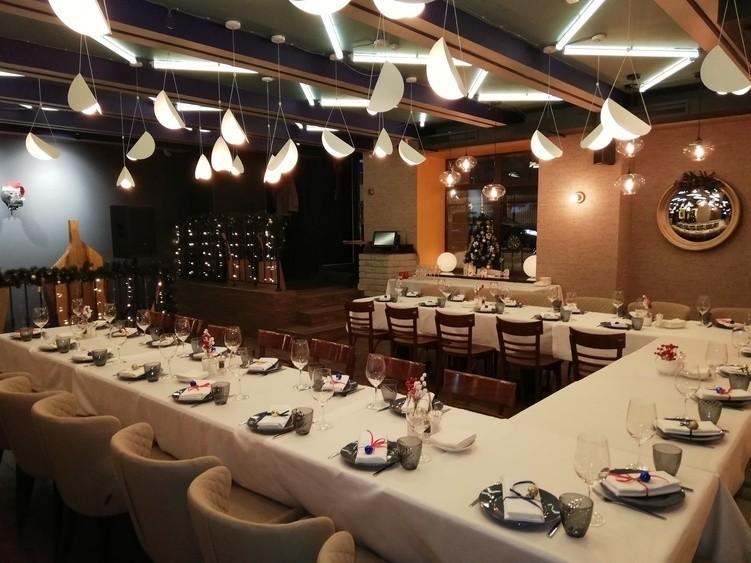 Ресторан на 50 персон в ЦАО, м. Парк культуры от 2500 руб. на человека