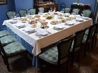 Ресторан, Банкетный зал на 70 персон в ЦАО, м. Баррикадная, м. Краснопресненская, м. Смоленская от 1500 руб. на человека